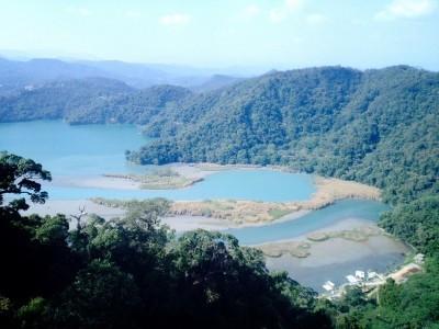 台湾八景-日月潭(リーユエタン)-標高750mの湖に感動の巻