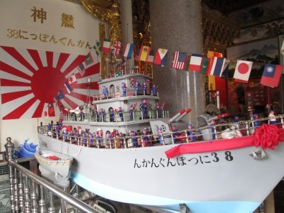 台湾に残る日本統治時代の歴史的文化財巡り