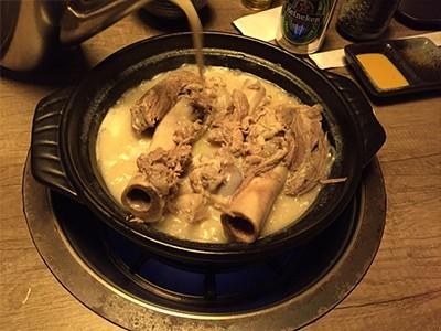 台湾林森北路で食事をするなら澳門骨堡